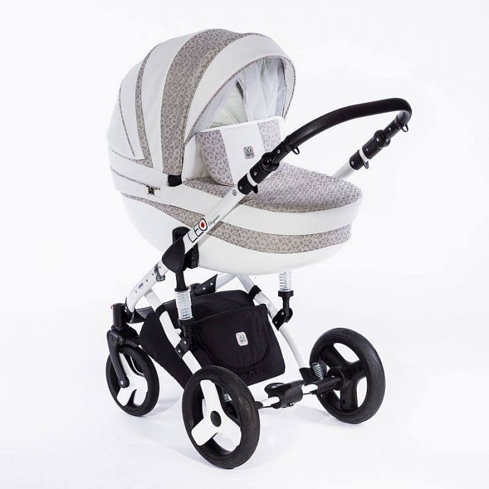 Dada Paradiso Group Leo ELEGANCE дитяча коляска 2в1. Ціна 29649a0ce82cd