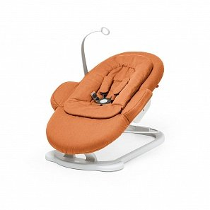 Stokke Steps Bouncer шезлонг orange