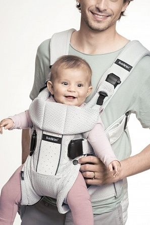 Эрго рюкзак BabyBjorn Carrier ONE Mesh