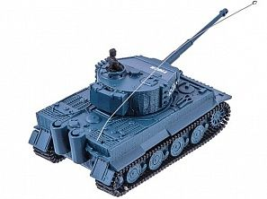 Great Wall Toys Tiger танк микро р/у 1:72 со звуком