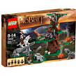 LEGO THE HOBBIT 79002 Attack of the Wargs Атака варгов конструктор