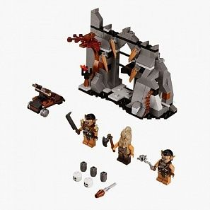 LEGO THE HOBBIT Dol Guldur Ambush Засада у Дол-Гулдора конструктор