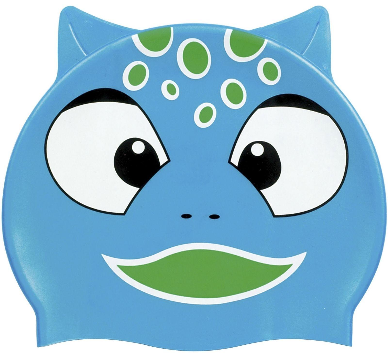 beco Beco 7394 шапочка для плавания детская Blue Cat
