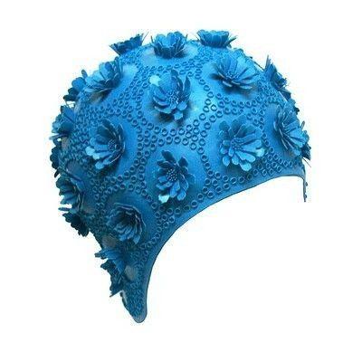 beco Beco 7410 шапочка для плавания blue