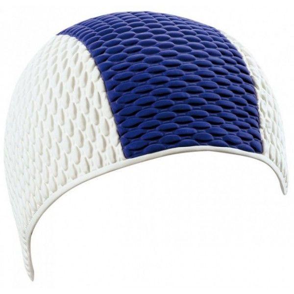 beco Beco 7331 шапочка для плавания white-blue