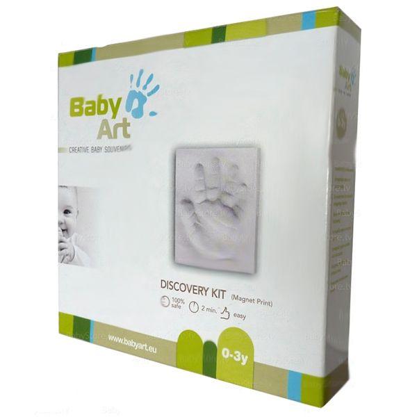 baby art Baby Art Discovery Kit магнит-отпечаток 34120064