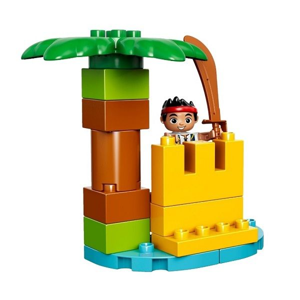 Конструктор Lego Duplo IP New Кафе Фло 10846